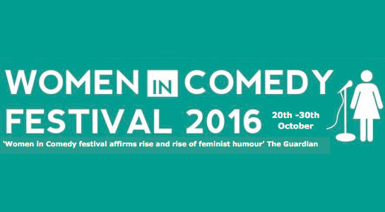 2016 Women In Comedy Festival