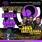 A Grooving Motown & Soul Night