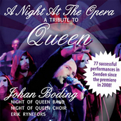 A Night At The Opera - A Tribute To Queen