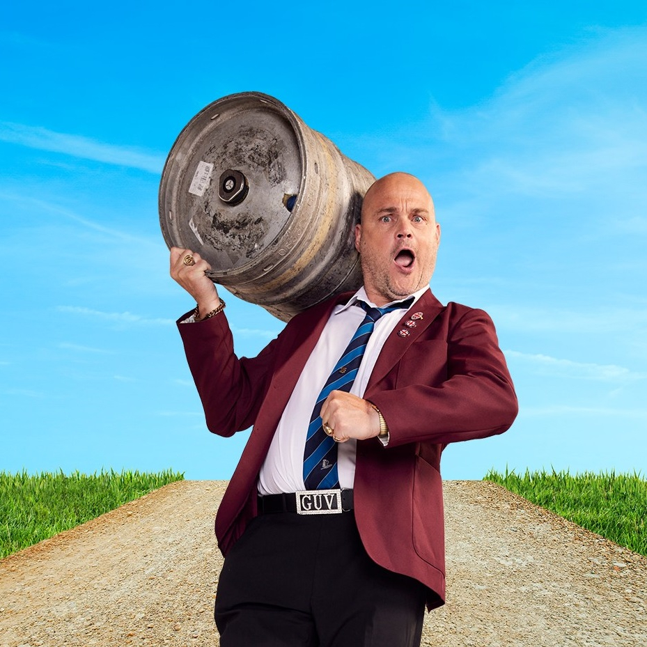 Al Murray Pub Landlord Tour