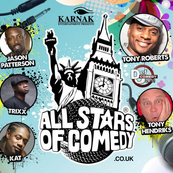 All Stars Of Comedy