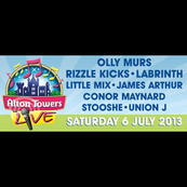 Alton Towers Live - Olly Murs