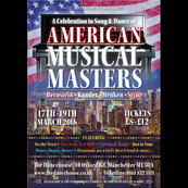 A Celebration in Song & Dance of the American Musical Masters