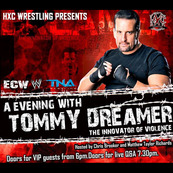 An Evening With Tommy Dreamer