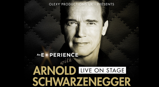 An Experience with Arnold Schwarzenegger