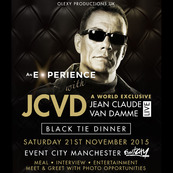 An Experience with Jean Claude Van Damme