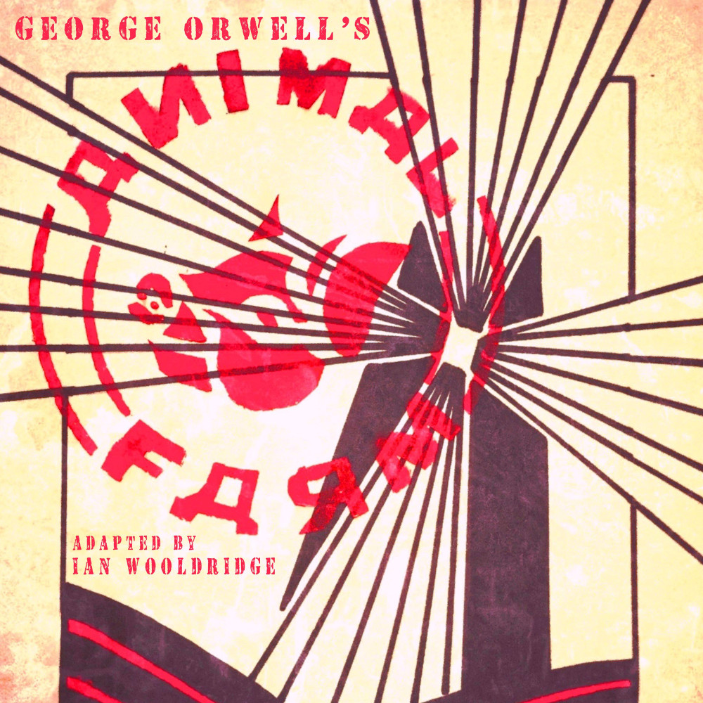 the portrayal of the utopian society in george orwells animal farm Transcript of how is animal farm dystopian  george orwell (1949)  this largely represents the pigs power and what they represent in political society animal farm.