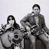 Anton Newcome and Tess Parks