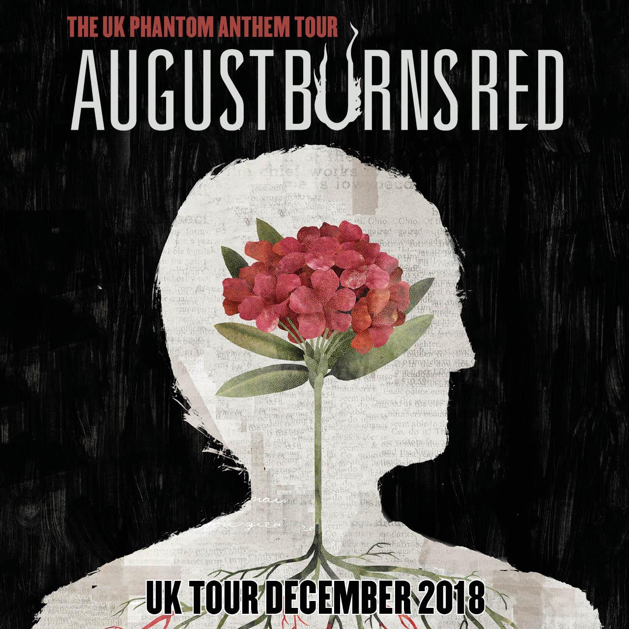 Phantom Sessions Ep August Burns Red: Buy August Burns Red Tickets, August Burns Red Tour