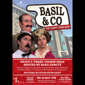 Basil & Co - The Comedy Dinner Show