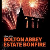 Bonfire Night - Bolton Abbey