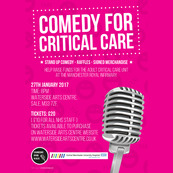 Comedy for Critical Care