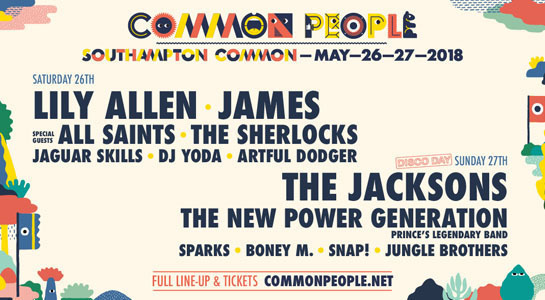 Common People - Southampton