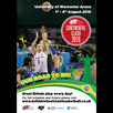 British Wheelchair Basketball: Women's Continental Clash