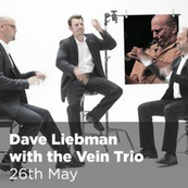 Dave Liebman with the Vein Trio