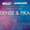 Cubed & Systematic with Dense & Pika