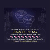 Disco in the Sky