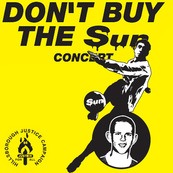 Don't Buy The Sun Concert