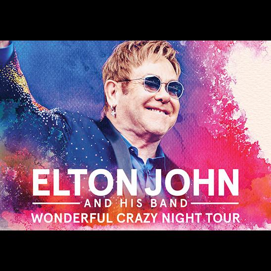 Elton John Tickets + Tour Dates