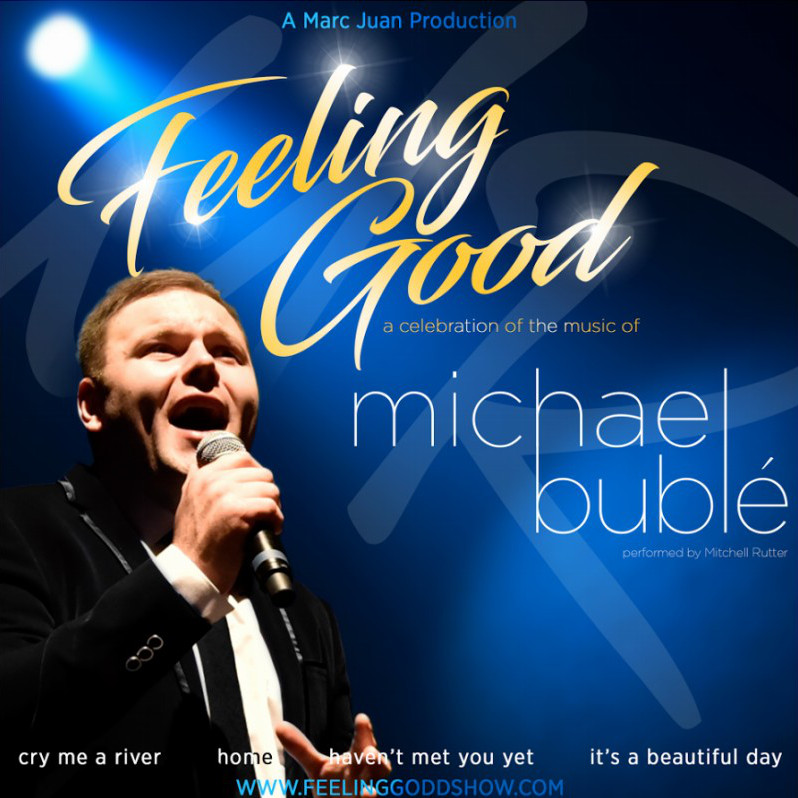 Buy Feeling Good - Michael Buble Celebration tickets ... Michael Buble Havent Met You Yet