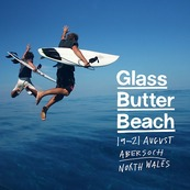 Glass Butter Beach