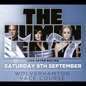 The Human League Live with Racing