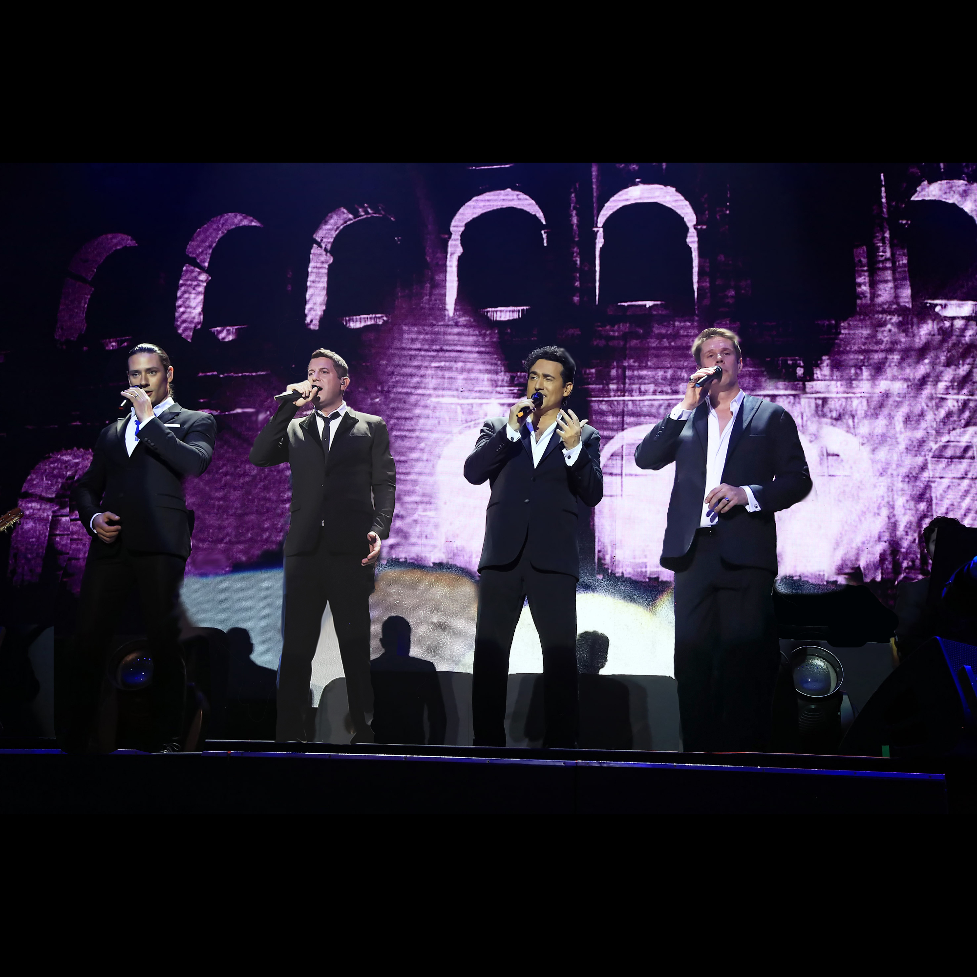 Buy il divo tickets il divo tour details il divo reviews - Il divo website ...