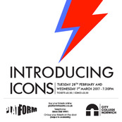 Introducing/Icons - City College Norwich