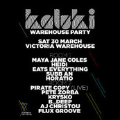WHP Events & Kaluki Present