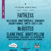 Lytham Festival Earlybird Weekend Pass