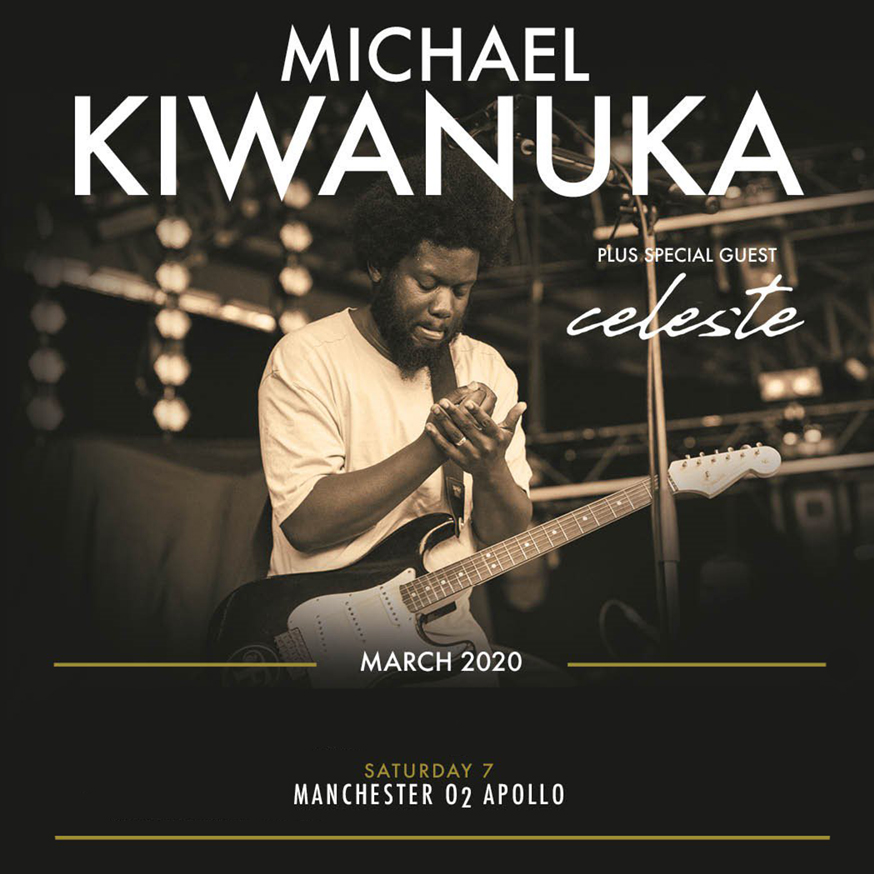Buy Michael Kiwanuka Tickets, Michael Kiwanuka Tour
