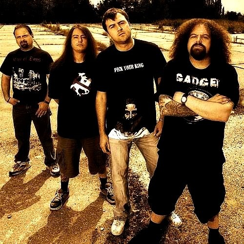 Napalm Death - The Grindcrusher Tour