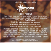 Outlook Festival 2015 London Launch Party