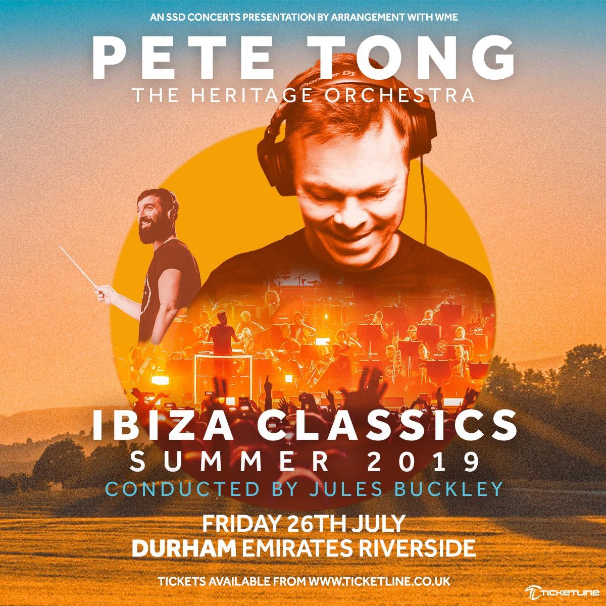 Buy pete tong presents ibiza classics tickets pete tong for Ibiza classics heritage orchestra