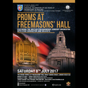 Proms at Freemasons Hall