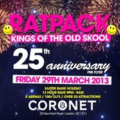 Ratpack 25th Birthday 12 Hour Rave