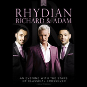 Rhydian with Richard and Adam