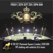 Roulette - Londons All New VIP Clubbing Experience