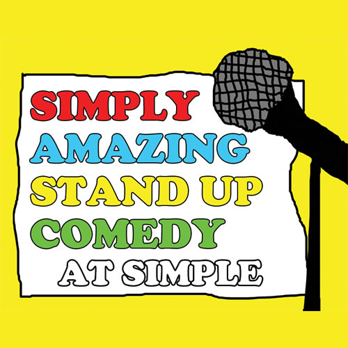 Simple Exhibition Stand Up Comedy : Buy simply amazing stand up comedy at simple tickets