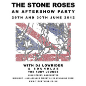 Stone Roses Aftershow
