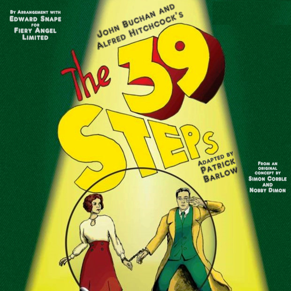 the 39 steps review 29 reviews of 39 steps we attended 39 steps because we had some discounted tickets it is a revival show and we heard it was good when it was first on so we tried it.