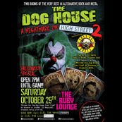 The Dog House Halloween Special