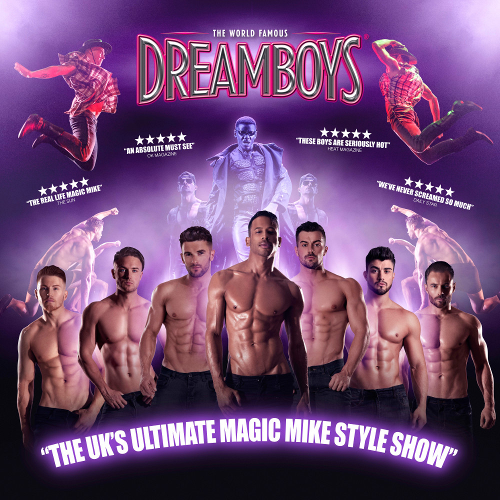 Buy The Dreamboys tickets, The...