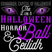 Edinburgh's Halloween Ceilidh Ball