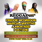 The Legends of Reggae Festival