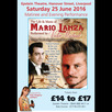 The Life And Music Of Mario Lanza