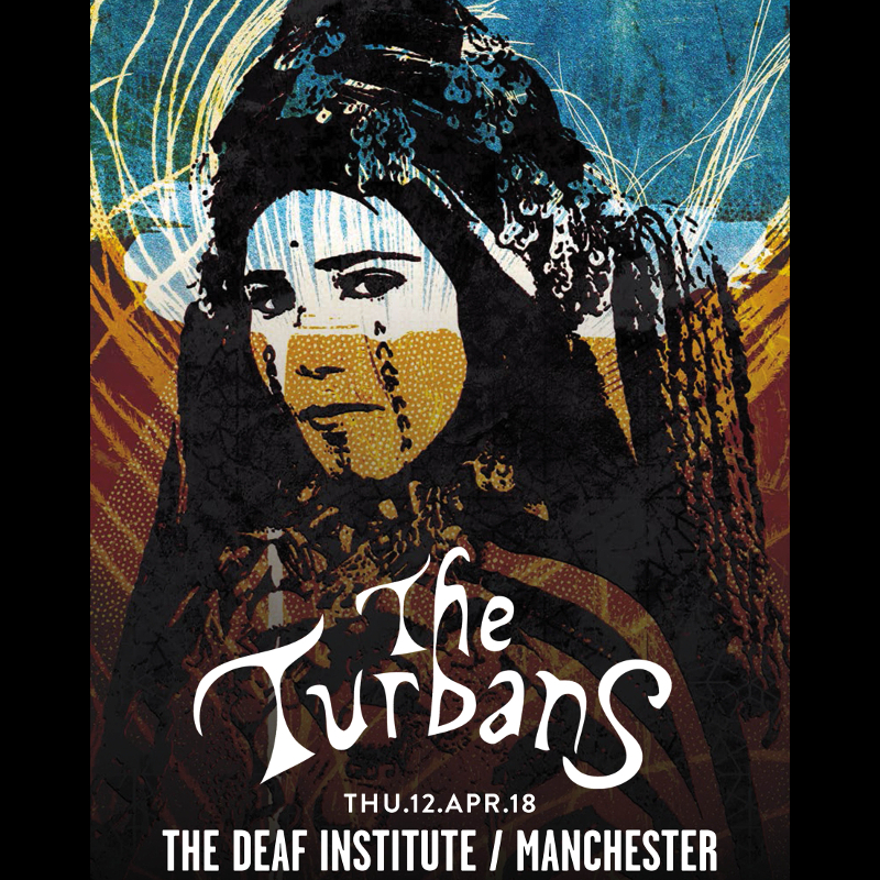 Buy The Turbans Tickets, The Turbans Tour Details, The