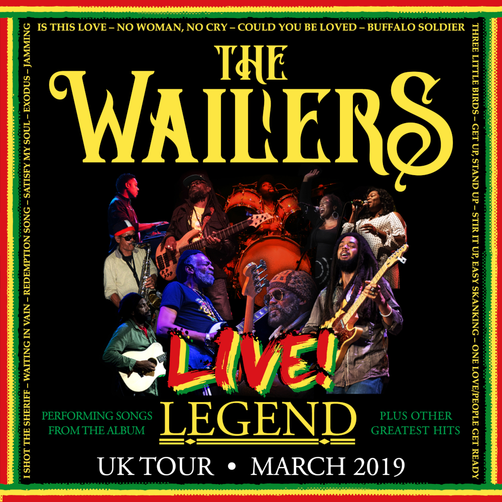 Buy The Wailers tickets, The Wailers tour details, The ...