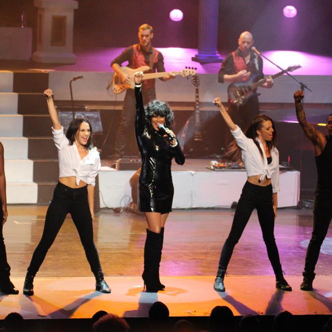 Whitney Houston Show