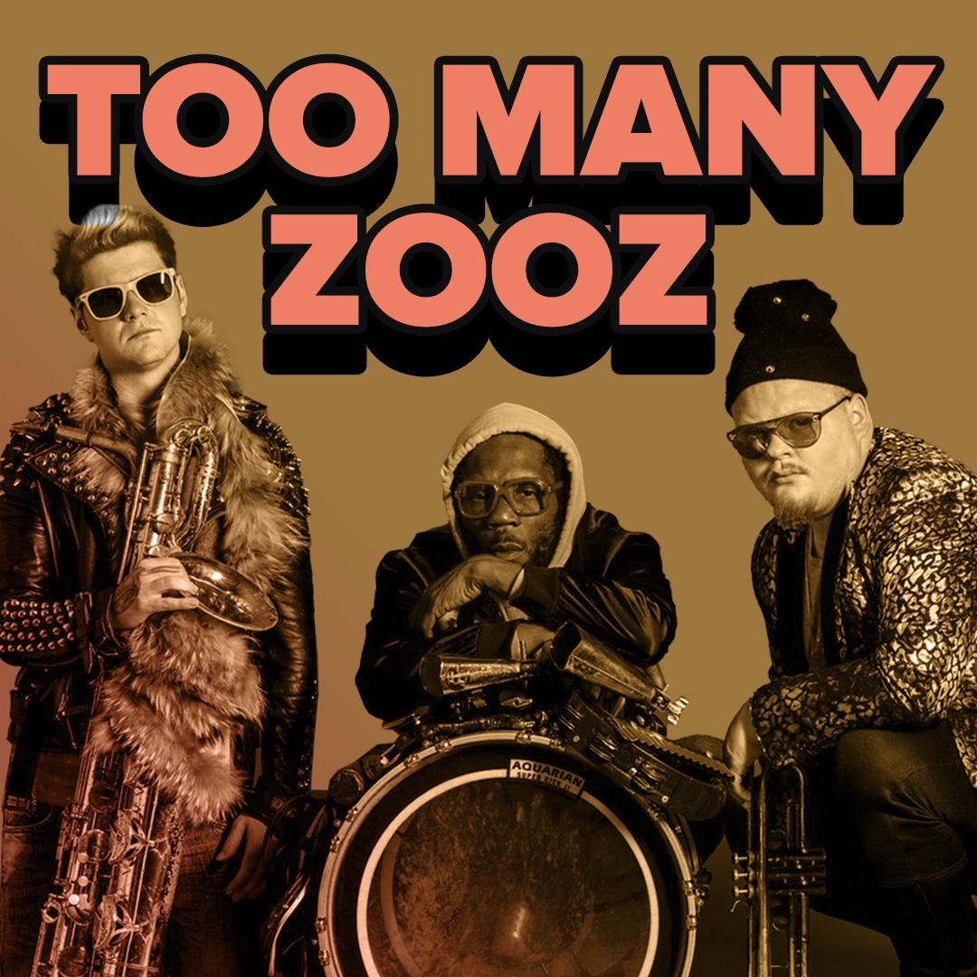 Too Many Zooz Tour Dates